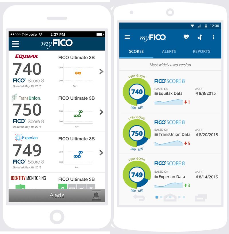 FICO® Ultimate 3B Mobile App
