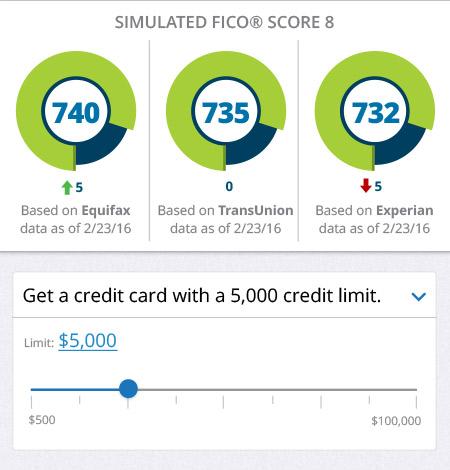 FICO® Score Simulator – FICO® Ultimate 3B