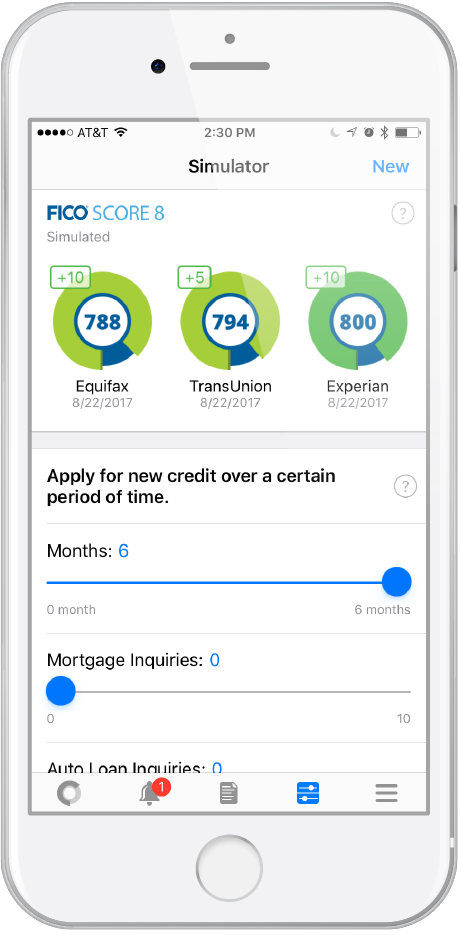 Data Change Alerts Fico Score Updates Monitored Transactions And Alert Triggers Timing Frequencies Vary By Credit Bureau