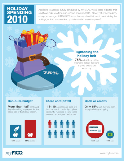 Holiday Shopping 2010 Survey Results