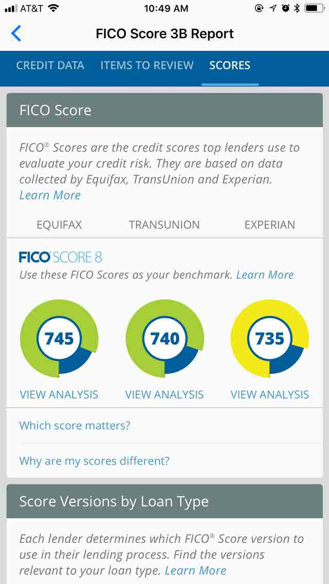 Credit Score Report >> Get Monthly Or Quarterly 3 Bureau Credit Reports